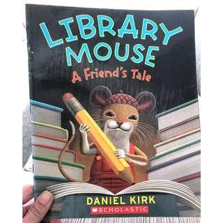 🚚 Library Mouse – A Friend's Tale - Scholastic (83)