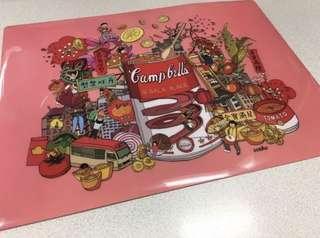 💮NEW - Campbell file 金寶湯文件套 全新 (B3)