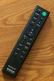 徵收 sony sound bar搖控器 HT-CT393