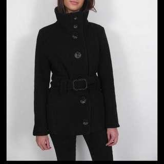 Soia & Kyo Size Small wool coat (like new)