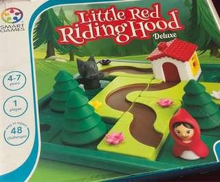 🚚 Educational puzzle Little Red Riding hood Deluxe