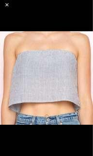 🚚 Brandy Melville Cassidy Tube Top