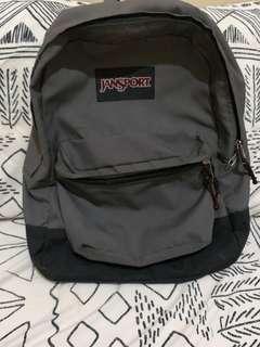 Jansport Backpack Grey
