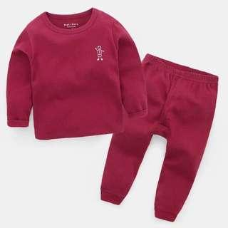 🚚 Winter thermal underwear set - top+pant
