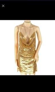 FOR RENT!!KYLIE INSPIRED SEQUIN DRESS WITH NIPPLE TAPE AND ACCESSORIES❤❤ALSO OPEN FOR ORDERS