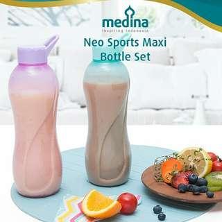 Neo Sport Maxi Bottle (Tumbler/botol minum)