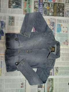 Lee Ladies Jacket Jeans
