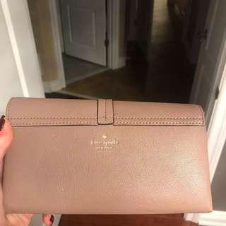Kate Spade Pink Wallet- never used
