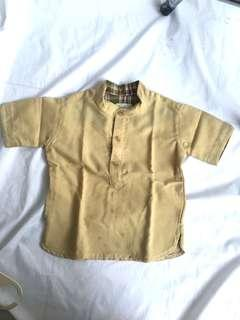 Baju Koko Bahan Katun linen bagus banget beli di ig kepompong kupu2