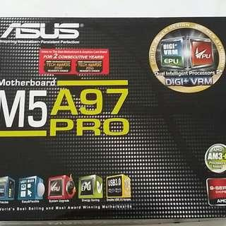 ASUS Athlon II X2 B240 2.80Ghz . FREE **Asus M5A97 PRO.