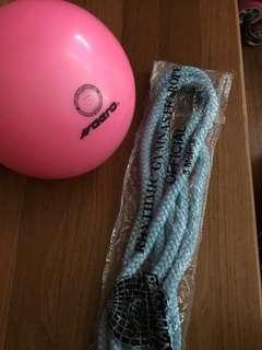 Gymnastics Gimrama Ball & Rope