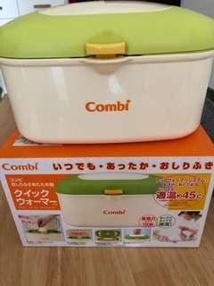 🚚 Combi濕紙巾加熱器