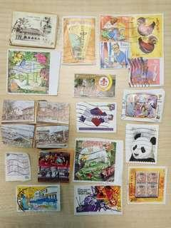 Stamps Singapore