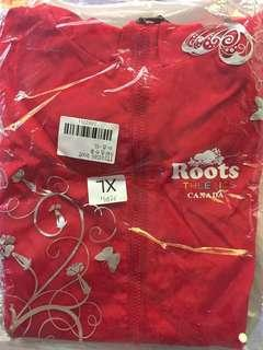 🚚 Roots全新防風外套