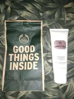 The Body Shop Facial Wash