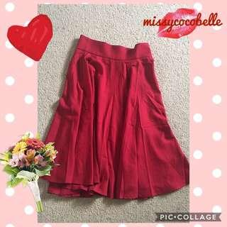 Never worn* high rise circle skirt