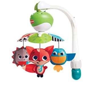 Tiny Love Take Along Mobile Baby Crib Mobile Toy