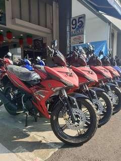 New Yamaha Mx king. Ready stock