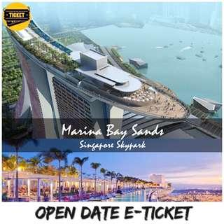 🚚 Marina Bay Sands (Save 17%)