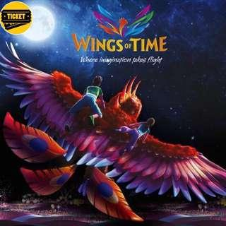 🚚 Wings Of Time (Save 25%)