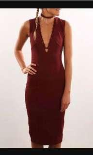 Finders Keepers Superstition Dress