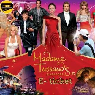 🚚 Madame Tussaud's (Save 49%)