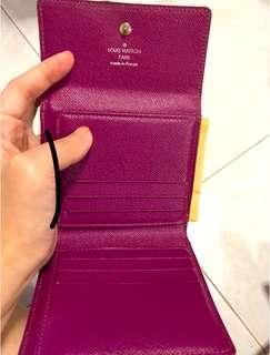Preloved Louis Vuitton Epi Leather wallet