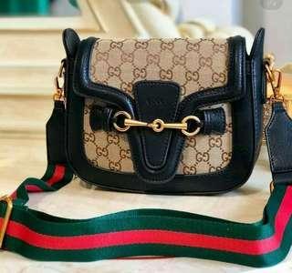 Gucci Web Body Bag