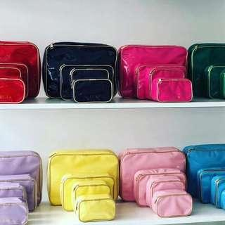 Bag organizers with name