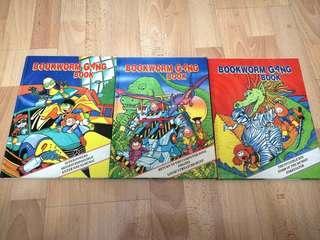 🚚 Set of 3 Bookworm Gang Comics