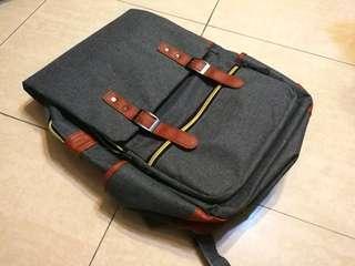 🚚 Trendy Grey Backpack