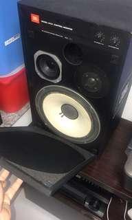 JBL 4312A monitor speaker 喇叺