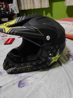 Full Face Helmet (scooters / bicycles)