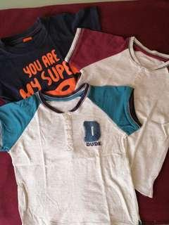 Bundle t-shirts for toddler