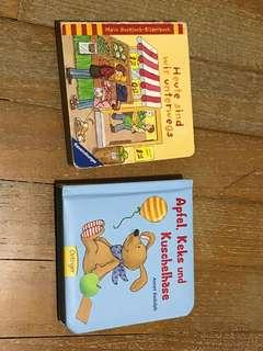 Baby Books in German