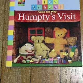 🚚 Hungry Dumpty children's book