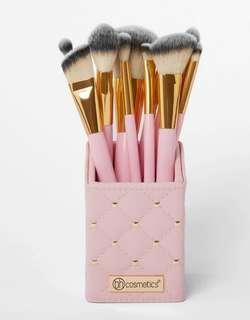 Pink Studded Elegance