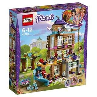 (即日現貨) LEGO 41340 - Friendship House
