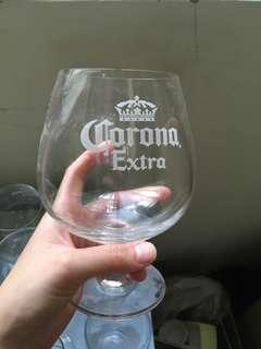 🚚 Cups corona extra, green leaf, Heineken