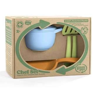 🚚 Green Toys cooking Chef set