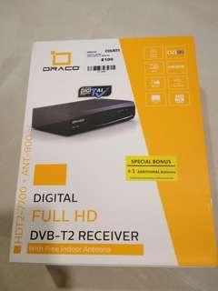 🚚 New & Unopen Digital TV Box