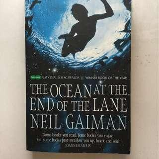 Fiction - The Ocean at the End of the Lane by Neil Gaiman