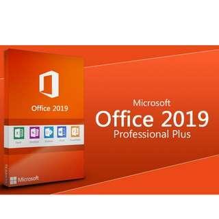 Ori Microsoft Office Pro Plus 2019