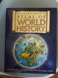 🚚 Atlas of World History