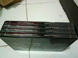 The Vampire Diaries Collection + The Vampire Diaries Origins (Stefan's Diary)
