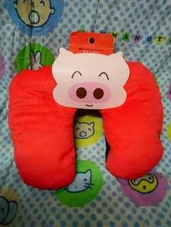 Mcmug & fai 2 in 1 cushion 麥兜 阿輝 咕