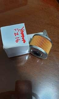 Yamaha FZ16 oil filters