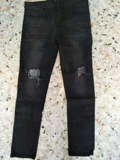 Unused jean