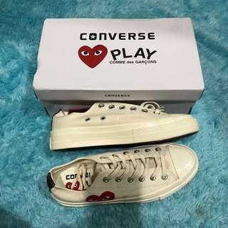 Converse x CDG Low Original