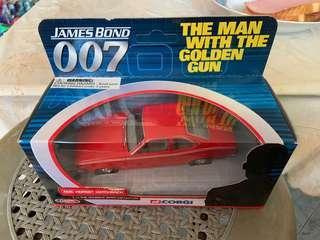 Rare Corgi James Bond 1/36 The Man with the Golden Gun AMC Hornet Hatchback
